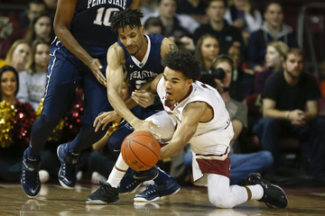 NCAA Basketball: Penn State at Boston College