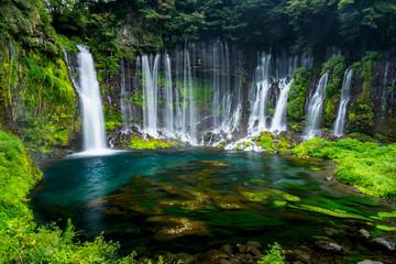 静岡県白糸ノ滝