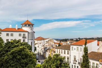 Wall Mural - Cityscape of Evora, Portugal