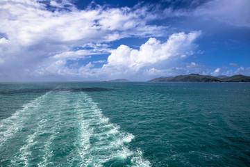 ウィットサンデー諸島
