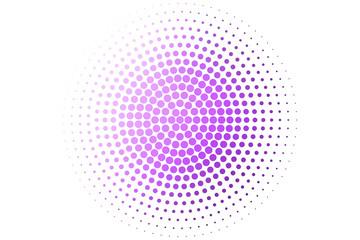 Purple Tone Modern Abstract Art Background Pattern Design