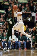 NCAA Basketball: Colorado at Colorado State