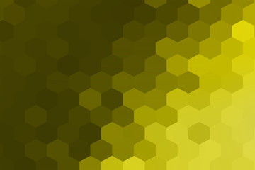 Green Yellow Tone Modern Abstract Art Background Pattern Design