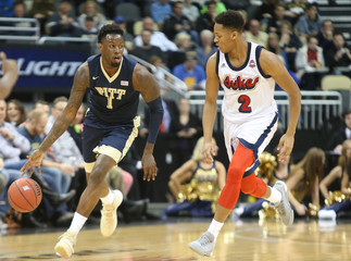 NCAA Basketball: Pittsburgh at Duquesne