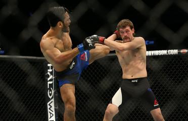 MMA: UFC 208 Glenn vs Nover