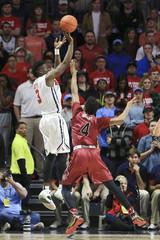 NCAA Basketball: South Carolina at Mississippi
