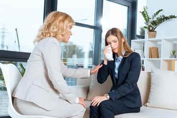 psychologist and patient