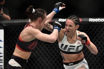 MMA: UFC Fight Night-Lansberg vs Pudilova