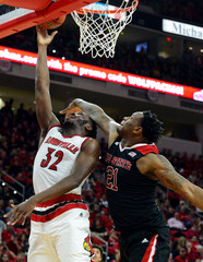 NCAA Basketball: Louisville at North Carolina State