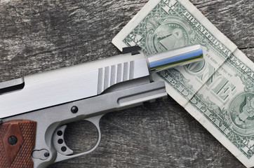 gun end money