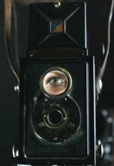 Eye in a Lens