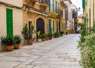 verträumtes Städtchen Alcudia auf Mallorca