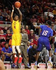 NCAA Basketball: Savannah State at Iowa State