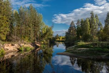 Тихая речка