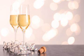 Champagner Gläser