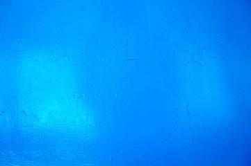 Glänzende Oberfläche Blau