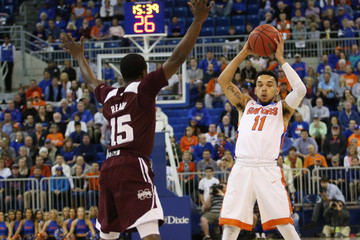 NCAA Basketball: Mississippi State at Florida