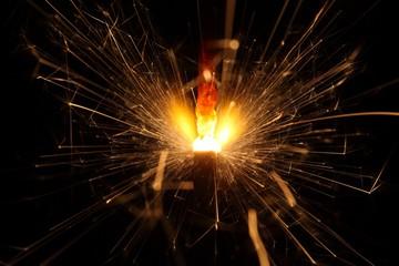 Firework Sparkler