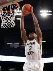 NCAA Basketball: VCU at Georgia Tech