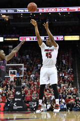 NCAA Basketball: Virginia Tech at Louisville