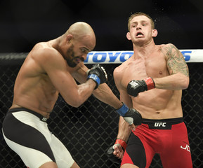 MMA: UFC 211-Jotko vs Branch