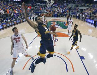 NCAA Basketball: West Virginia at Florida