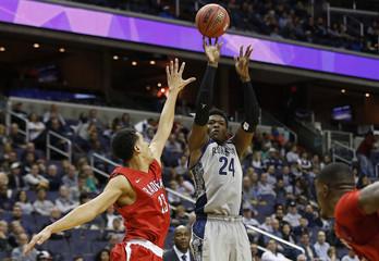 NCAA Basketball: Radford at Georgetown