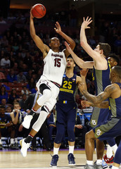 NCAA Basketball: NCAA Tournament-First Round-South Carolina vs Marquette