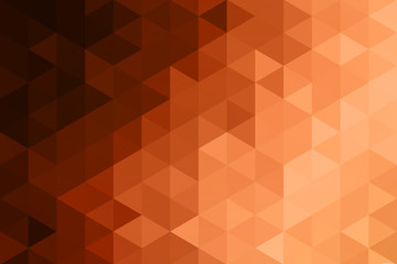 Orange Tone Modern Abstract Art Background Pattern Design