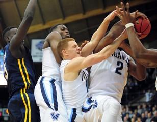 NCAA Basketball: East Tennessee State at Villanova