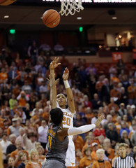 NCAA Womens Basketball: Tennessee at Texas