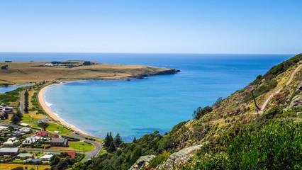 Little town of Stanley in Tasmania Fototapete