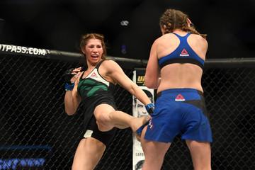 MMA: UFC Fight Night-Smith vs Aldana