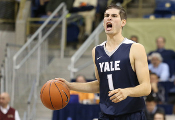 NCAA Basketball: Yale at Pittsburgh