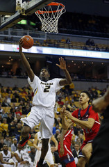 NCAA Basketball: Arizona at Missouri