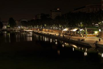 New wet dock in Milan