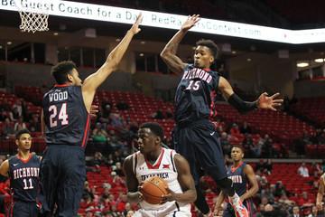NCAA Basketball: Richmond at Texas Tech