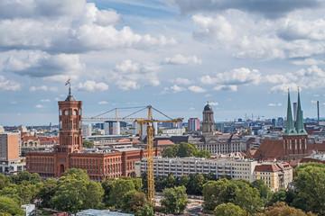 Berlin - Rotes Rathaus