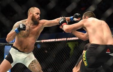 MMA: UFC 203-Werdum vs Browne
