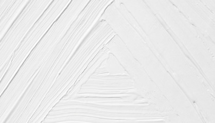 The texture of white is painted with colors. Background for New Year's greeting card.