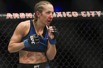 MMA: UFC Fight Night-Grasso vs Clark