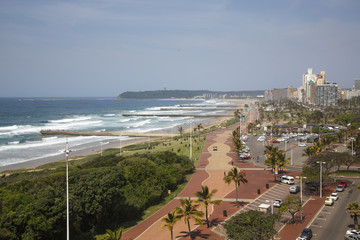 Durban North Beach, South Africa