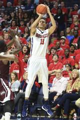 NCAA Basketball: Mississippi State at Mississippi