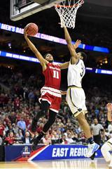 NCAA Basketball: NCAA Tournament-East Regional-Wisconsin vs Notre Dame