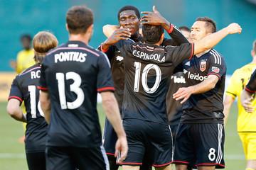 MLS: Columbus Crew SC at D.C. United
