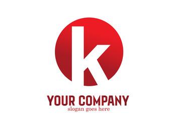 k logo company