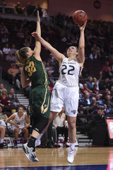 NCAA Womens Basketball: West Coast Conference Tournament-Saint Mary's vs San Francisco