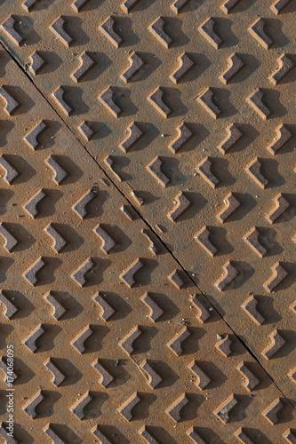Hintergrund Metall Blech Struktur Als Textur Stock Photo And