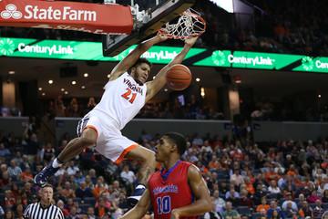 NCAA Basketball: St. Francis-NY at Virginia