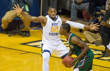 NCAA Basketball: Mississippi Valley State at West Virginia